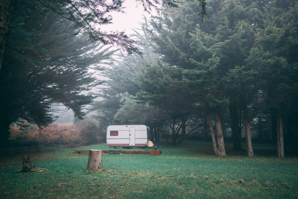 Great Campgrounds to take your RV rental