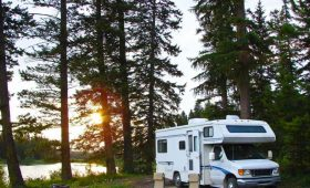Rent an RV in Michigan