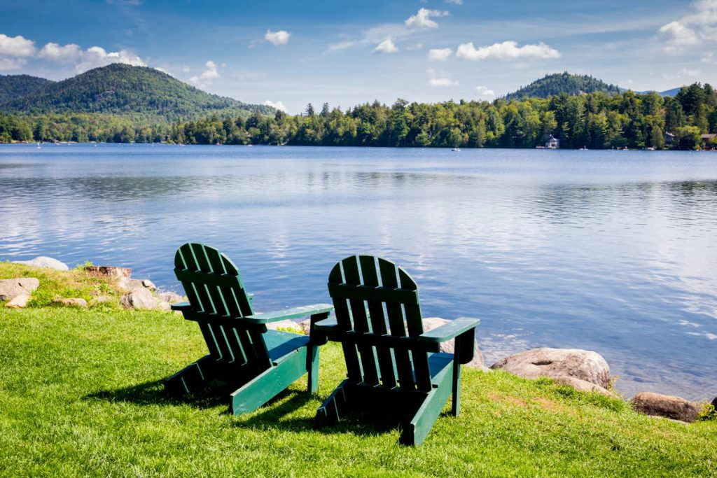 New York RV Rental and Camping outdoors
