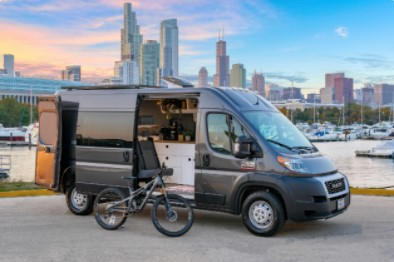 Smallest Motorhome rental in Illinois