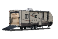 Image of a toy hauler
